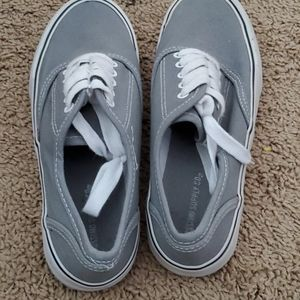 Grey Mossimo shoes size 8